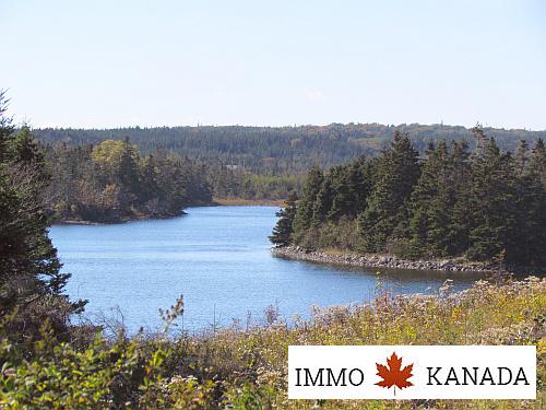 Kanada-Nova-Scotia-Cape Breton-Immobilie-Grundstück: 78.900 m² mit Uferfront am Mac Kay Lake, EUR 79.800, PROVSIONSFREI !!!