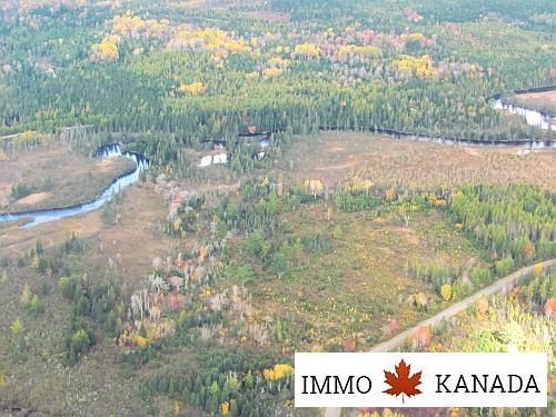 Kanada-Nova-Scotia-Cape Breton-Immobilie-270.000 m², 800 m Uferfront / Selbstversorger-Areal am River Denys, nur EUR 159.000,00, PROVISIONSFREI !!!