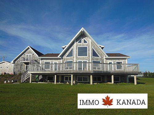 Kanada Nova Scotia Repräsentatives Wohnhaus mit traumhaftem Atlantik-Blick EUR 350.000
