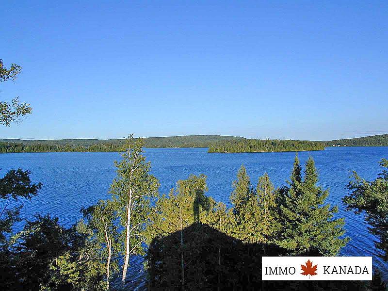 Nahe Ottawa und Montréal - Parzelliertes Grundstücks-Areal mit 1,85 Mio m² für Groß-Investoren