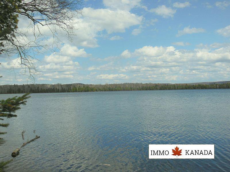 Herrliches Ufergrundstück im Northumberland County / New Brunswick