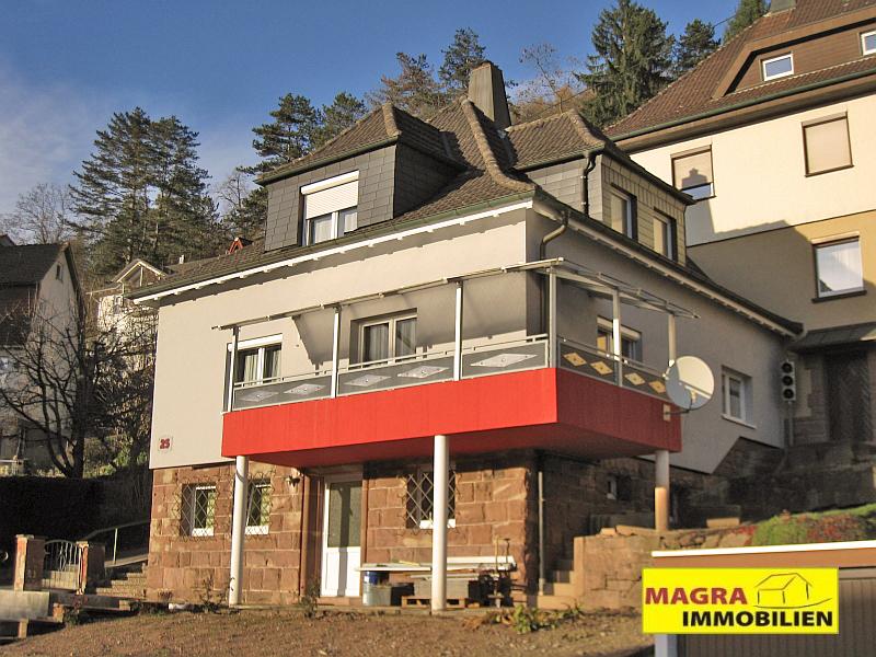 Einfamilienhaus in stadtnaher Aussichtslage von Schramberg