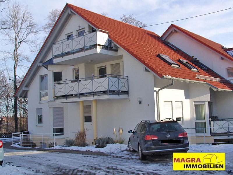 Moderne 4,5-Zimmer-Wohnung in Rosenfeld