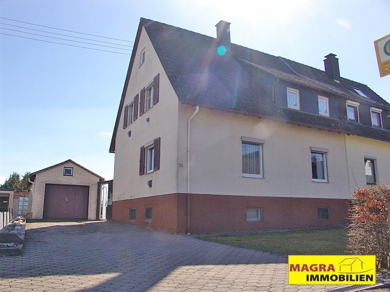 Doppelhaushälfte in Schramberg-Sulgen