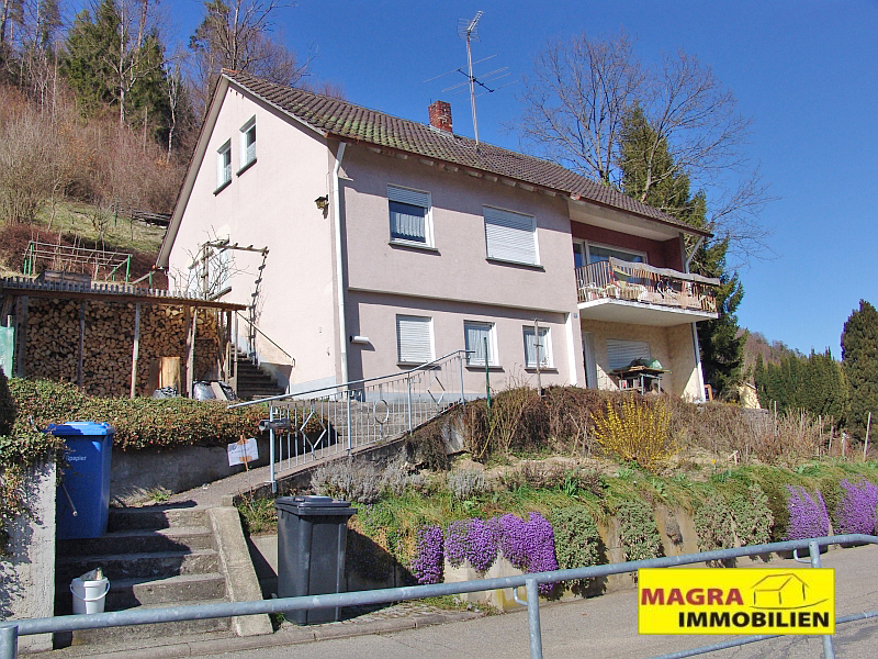 Epfendorf-Talhausen / Eine der schönsten Lagen im Neckartal!