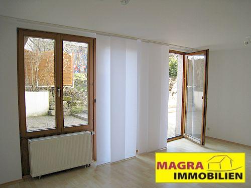 Helle 1-Zimmer-Single-Wohnung in Dunningen