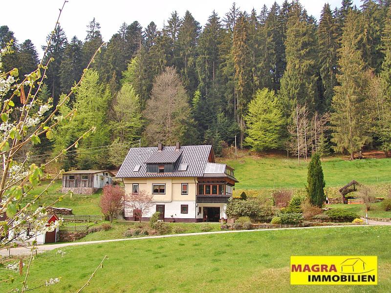 Gepflegtes Wohnhaus in Lauterbach