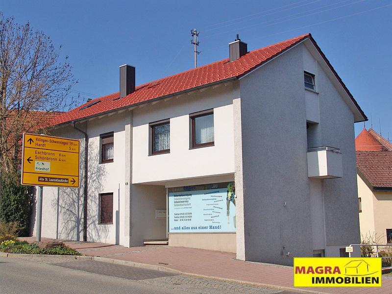 4-Familienhaus mit Büro-Einheit