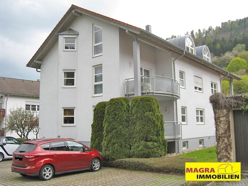 Attraktive 2,5-Zimmer-Wohnung in Oberndorf a.N.-Aistaig