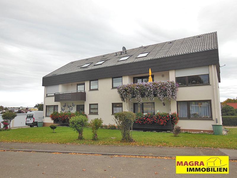 Villingendorf / Großzügige 3,5-Zimmer-Wohnung