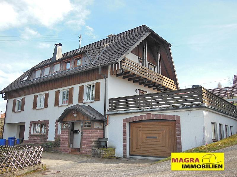 Sulgen / Zweifamilienhaus in Aussichtslage