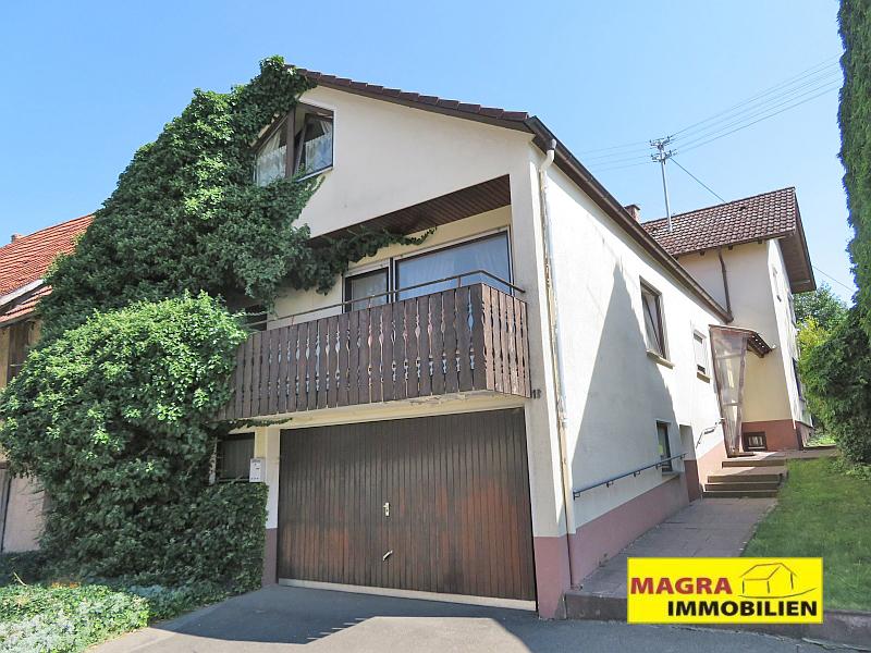 Dunningen-Seedorf / Einfamilienhaus