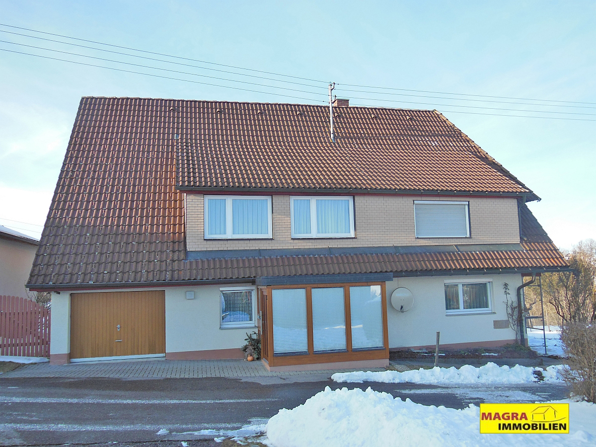 Königsfeld-OT / Wohnhaus mit rd. 7500 m² Grundstück