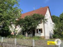 Rosenfeld - Handwerker aufgepasst - Wohnhaus mti Ökonomieteil - sanierungsbedürftig