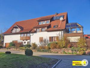 Bösingen / Liebevoll modernisiertes ehemaliges Bauernhaus mit 3 Wohneinheiten